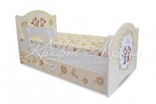 Кровать МИШКИ (1600*800)