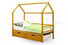 Детская кровать-домик Svogen дерево