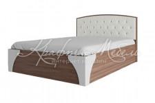Кровать Лагуна-7 с п/м