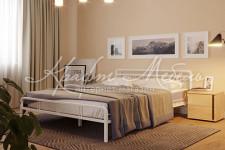 Кровать Леон (белый)