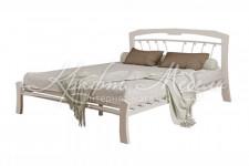 Кровать Муза 4 Лайт (белый/белый)