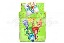 Комплект детского постельного белья Фикси-Друзья (1,5)