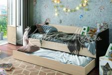 Кровать 2х ярусная Балли (1932*725*950 мм)