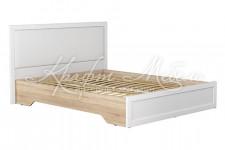 Кровать Кр-47 Ривьера ВМ (белая)