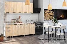 Кухня BON APPETIT клен медовый