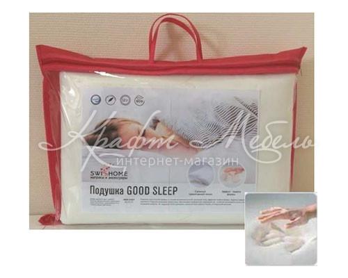 Подушка анатомическая Good Sleep (Гуд слип) Swisshome