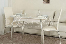 Обеденный стол Орфей 36.10 Астрид(1200x750x750)