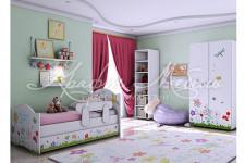 Детская комната Цветочные сны