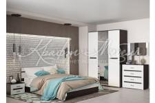 Спальный гарнитур Ким (модульный)