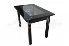 Стол крашенный Ажурный (нераздвижной стол)