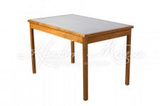 Стол №4, (700х1100х760) массив (нераздвижной)