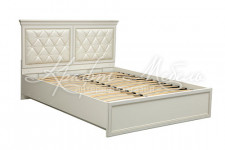 Кровать двойная 40.13-02 (ш.1400) с ортопед. основанием Эльмира