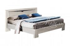 Кровать 33.08-02 с настилом (1600) Лючия