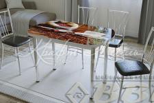 Стол обеденный(1100/1500х700)