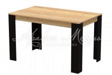 Стол обеденный СБК (Дуб Галифакс натуральный) (1250*750*750)