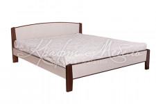 Кровать Классика массив (разные размеры и цвет)