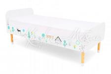 Кровать Stumpa Ферма