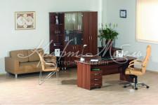Набор мебели для офиса Лидер 82-2