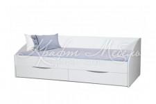 Кровать ФЕЯ - 3 (симметричная) (2000Х900)