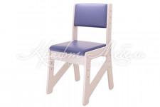 Детский стул Мудрый филин регулируемый, мягкий (разные цвета)