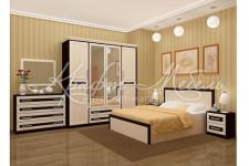 Спальный гарнитур Грация (модульный)