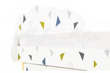 Бортик для кровати Stumpa Облако (выбор расцветок)