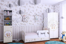 Детская комната Мишки
