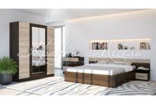 Спальня Уют-1 (со шкафом)