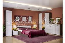 Спальня Нэнси (МИФ) модульная