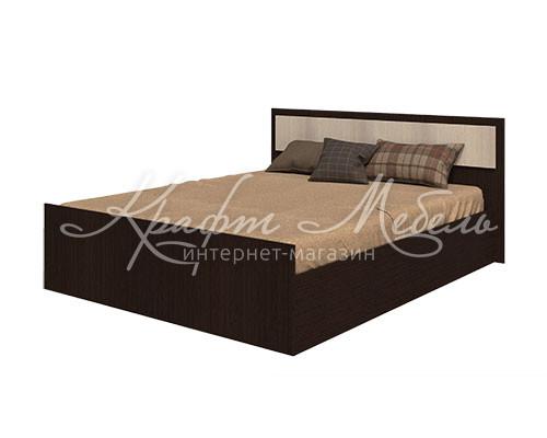 Кровать Фиеста БТС (0.9м;1.2м;1.4м;1.6м) венге/лоредо