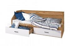 Кровать 800 (2 ящика) Лайт