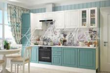 Модульная кухня Принцесса (несколько цветовых решений)