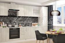 Модульная кухня Европа (3.05м, Белый Крафт)