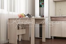 Стол-книжка кухонный СТК1 (750*1600*800)