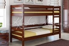 Кровать Джуниор двухъярусная (орех)