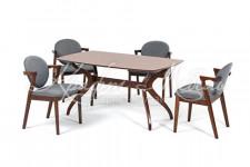 Стол обеденный PINANG + кресло MUAR