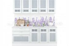 Модульная кухня Камелия (2.0 м,Арктик Серый)