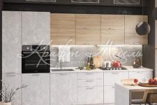 Кухня Бетоны (3000 мм)