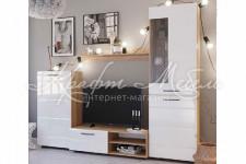 Модульная гостиная Асти ДСВ (2350 мм)