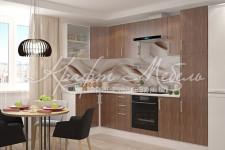 Модульная кухня Европа (2.9м Морское дерево)
