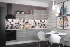 Модульная кухня Полонез (несколько цветовых решений)