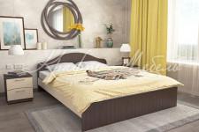 Кровать КР-2 (1.6 м)