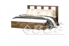 Кровать Жасмин (1,2м;1,4м;1,6м)