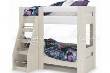 Кровать двухъярусная (1976x1700x1358) Симба