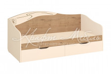 Кровать 56.11 (900 мм) Фристайл Витра