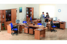 Офисная мебель Альфа 61 (модульная система)