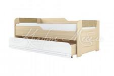 Кровать 2-уровневая 900.1 Стиль