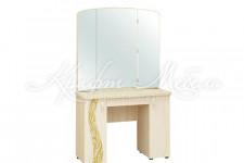Туалетный столик с зеркалом 98.06.1 Соната (1030х470х1700)