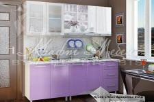 Кухня Люкс Акварель 2.0 (готовое решение)