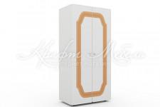 Шкаф для детской Апельсин (1800×900×500)